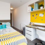 Standard En-suite at Felda House student accommodation in Wembley London