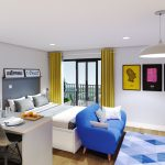 Deluxe Studio at Westway Square