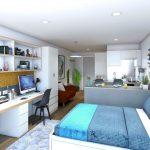 Premium Studio Terrace Room