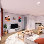 1 Bed apartment at West Way Square in Oxford