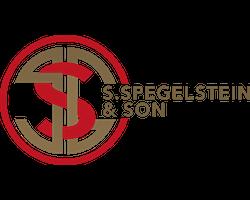 S SPEGELSTEIN & SON Logo