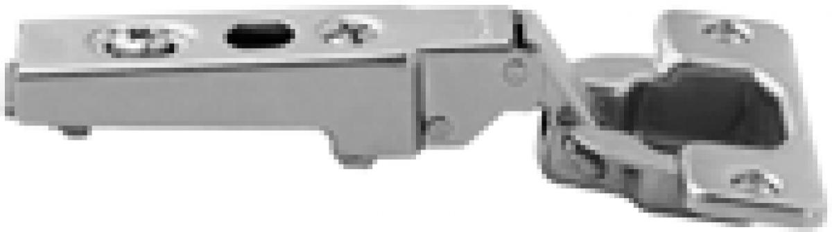 CLIP hinge 100° OVERLAY, unsprung, steel boss, NP - Daro UK Ltd