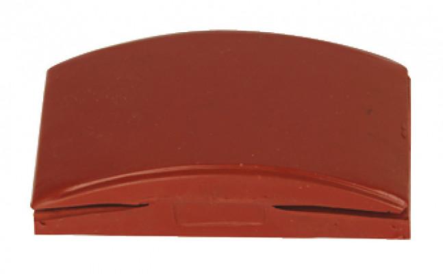 sanding block, rubber, mirka, size 67x123 mm