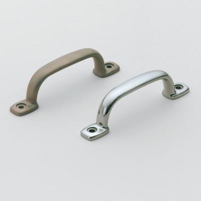 Handle, stainless, titanium, 120 mm