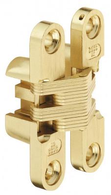 Soss Hinge 203 Bra Plt 19-26mm