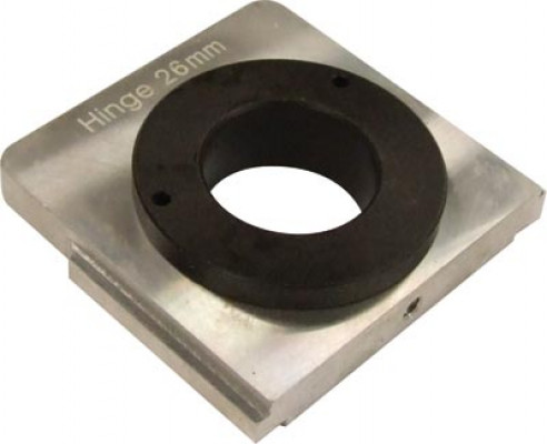 Drill insert, for unitool multi drilling jig, to suit mini cup hinge › 26 mm