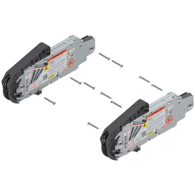 AVENTOS HS light duty lift mechanisms (set), for SERVO-DRIVE