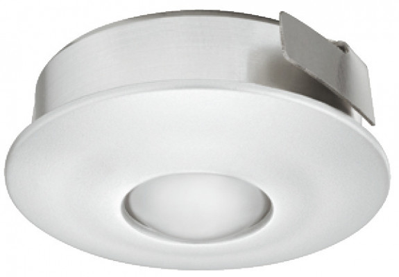 LED spotlight 350mA/1W,  30 mm, IP20, Loox LED 4005, warm white 3000 K