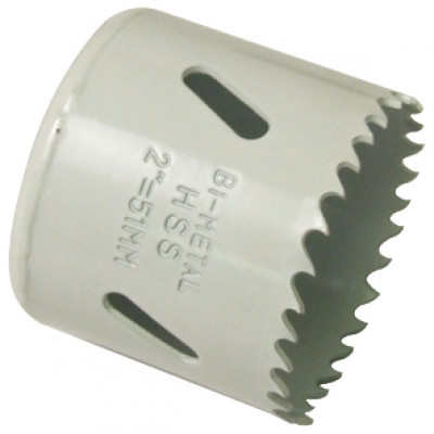 Holesaw drill, 16-152 mm, 22 mm hss