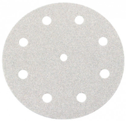Abrasive disc, 125 mm, brilliant 2, festool stickfix, for paint & varnish, grit 60