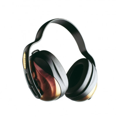 Ear defenders, softcoat material, ideal to protect from intermittent noise, SNR of 27-30db