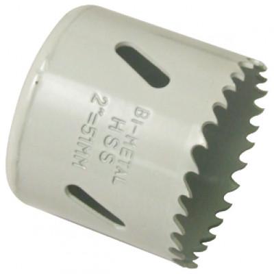 Holesaw drill, 16-152 mm, 76 mm hss