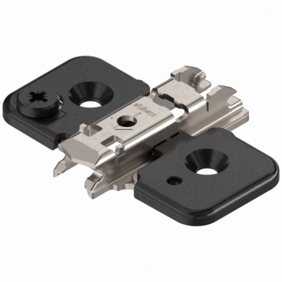 CLIP mounting plate, 0 mm