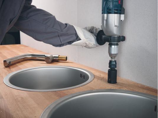 Holesaw, multi-purpose cutter, Bosch, Ø 79 mm
