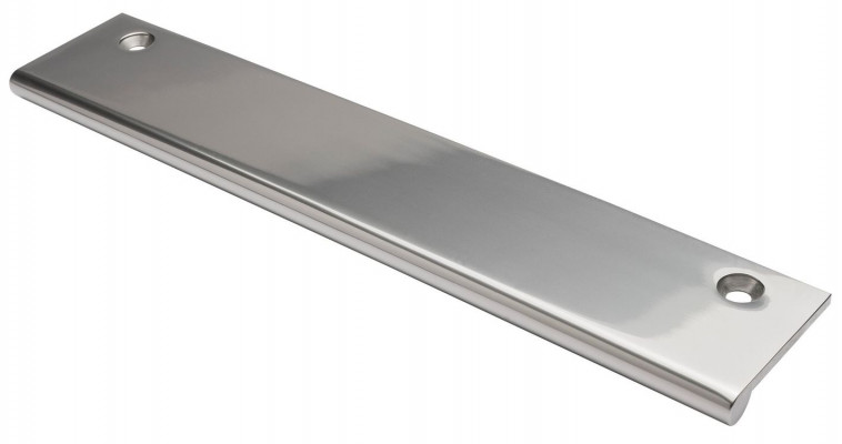 Edge pull, 38x100 mm, satin brass