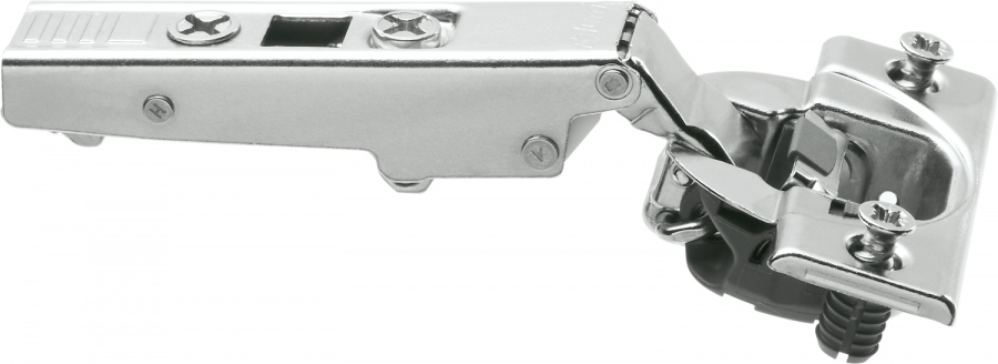 CLIP top BLUMOTION hinge 110°, OVERLAY, boss: EXPANDO, nickel
