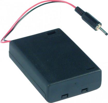 Battery box, box