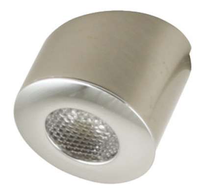 LED ppotlight 350mA/1.2W, Ø 35 mm, IP44, Loox compatible LED pixel OB, cool white 4000K