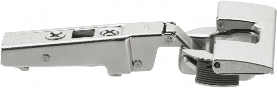 CLIP top hinge 95° INSERTA, thick sprung steel, NP