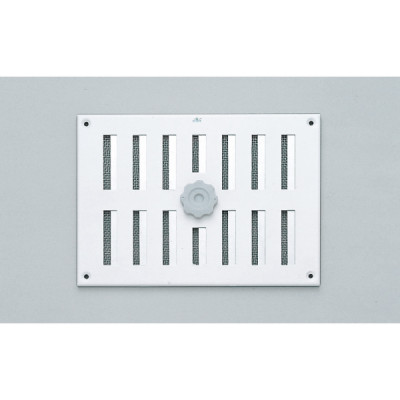 Ventilator, adjustable