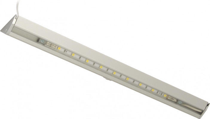 LED strip, switch sensor, 3.6W/12 V, L=400 mm, IP20, LOOX comp., daylight white 6000K