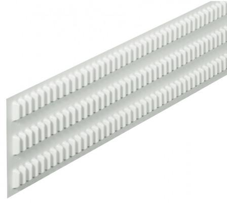 Rip Foil W Adhesive Strip 80mm