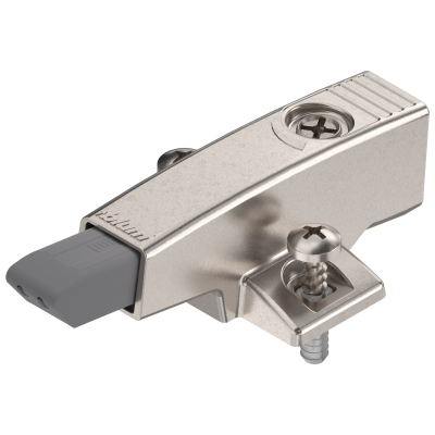 BLUMOTION clip-on for FULL OVERLAY hinge EXPANDO, nickel