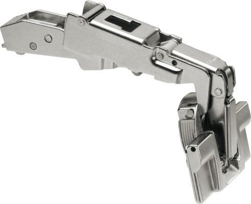 CLIP top wide angle hinge 170°, OVERLAY, boss: Inserta, NP