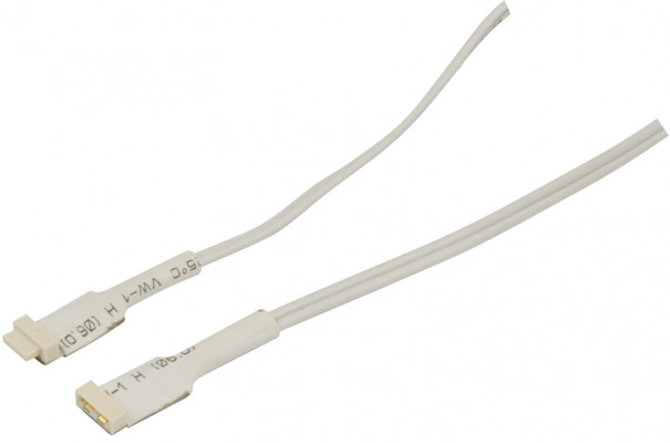 500mm Flex Led Interconnecting Cable Wht