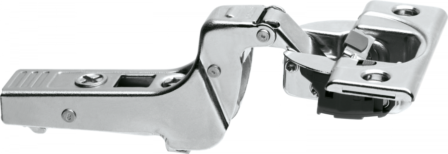 CLIP top BLUMOTION profile door hinge 95°, INSET applications, boss: screw-on, NP