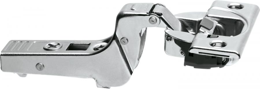 CLIP top BLUMOTION profile door hinge 95°, INSET applications, boss: screw-on, NP