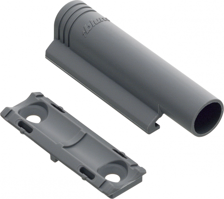 TIP-ON In-line BLUMOTION adapter, nylon, grey