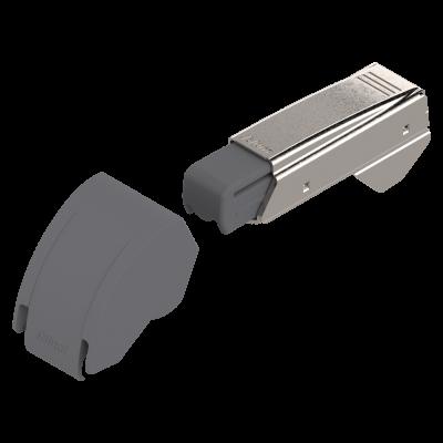 BLUMOTION clip-on for CRISTALLO hinge, nickel