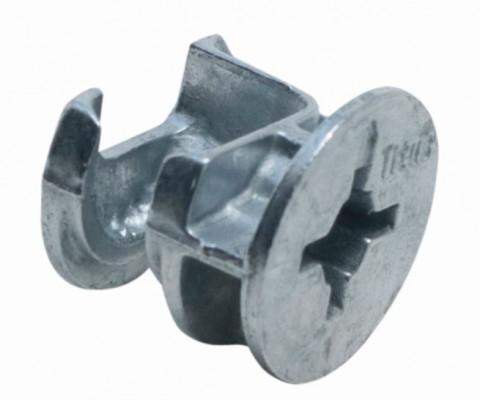 Cam 2000 Klix, 15x13.2 mm , zinc