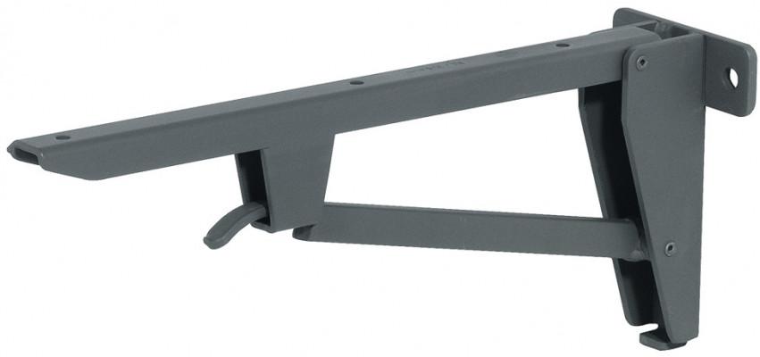 Lt Duty Fold Brkt Hebgo 150Kg/Pr 480mm