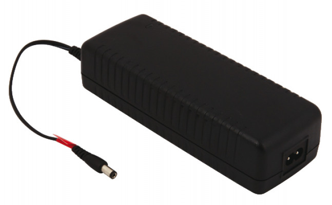 Replacement power supply, 220 v, for use with plasma, lcd & led tv lifts, black