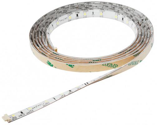 LED flexyled compatible, strip light 12V, L=250 mm, IP44, Loox 1076, 3000-3500 K