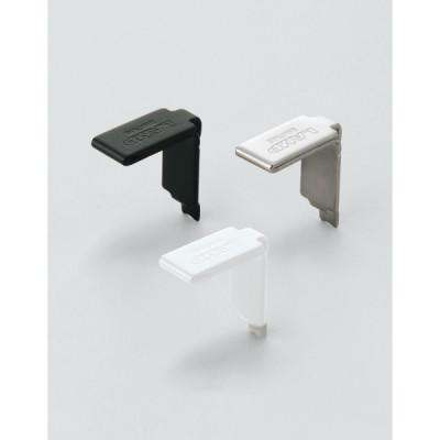 Shelf support, silver