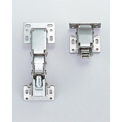 Concealed hinge, surface
