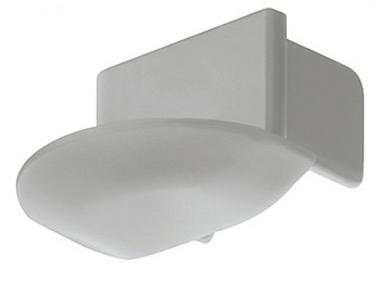 End caps, to suit recess mounting, end caps to suit HA.833.74.815 & HA.833.74.816
