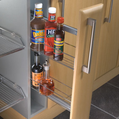Linear Storage Pull-Out 150mm