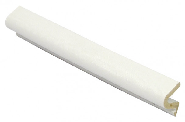 Window seal, length 2.1 m, 'aquamac 89', white