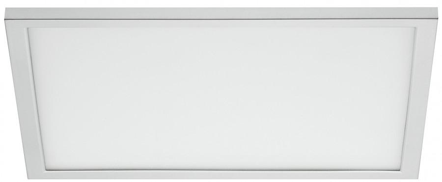 LED downlight 24V/5.8W, 205x205 mm, IP20, Loox LED 3025, warm white 3000 K