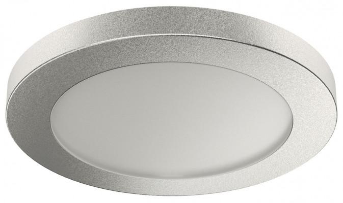 LED downlight 12 V, IP20, Ø 65 mm, Loox LED 2050, warm white 3000 K