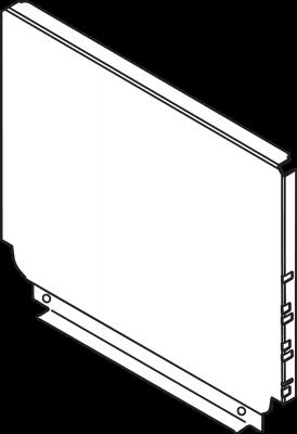 ANTARO steel back 'D'