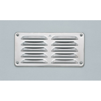 Ventilator, stainless steel