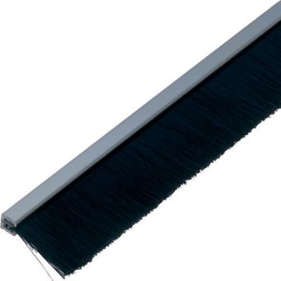 Mortice Brush Seal Alu 2.1M