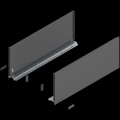 LEGRABOX drawer side 'F' grey