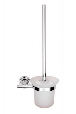 De L'eau Mezzo Toilet Brush & Holder