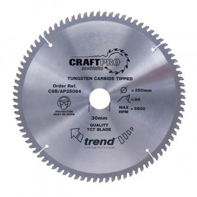 Saw blade, Ø 160 mm x Ø 20 mm x 2.2 mm, TCP, for Alusplash splashbacks,